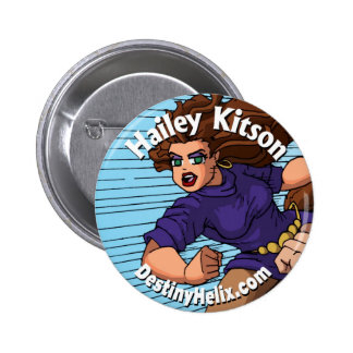 Hailey Kitson running button