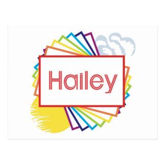 Hailey Postcard