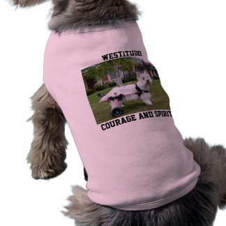Hailey Westie Pet Clothing