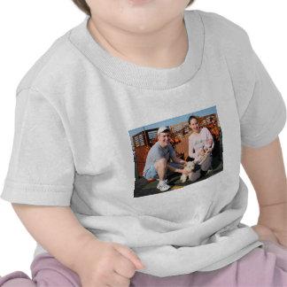 Hailey - Wire Fox Terrier Photo-1 T-shirts
