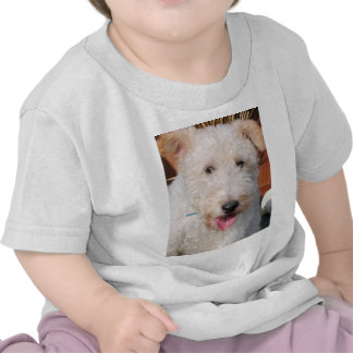 Hailey - Wire Fox Terrier Photo-8 Tees