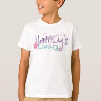hailey's comets  kid's t-shirt (white)