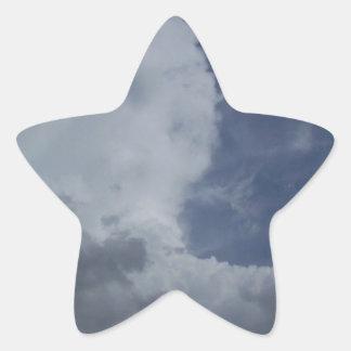 Hailmaker Cumulonimbus Cloud Sticker