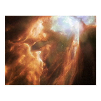 Hailstones Forms the Bug Nebula Post Card
