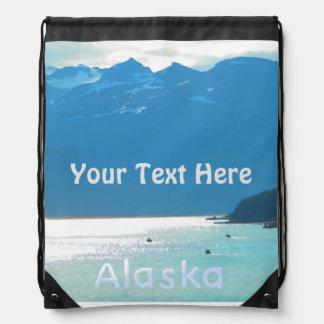 Haines, azul de Alaska Mochilas