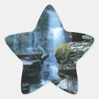 Haines Falls Star Sticker