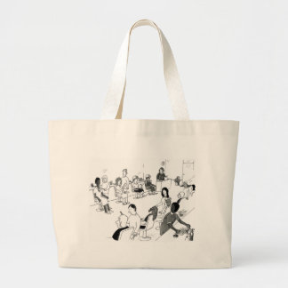 Hair and Beauty Stylist Customers Tote Bag
