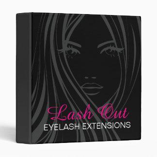 Hair and Makeup Portfolio Binder