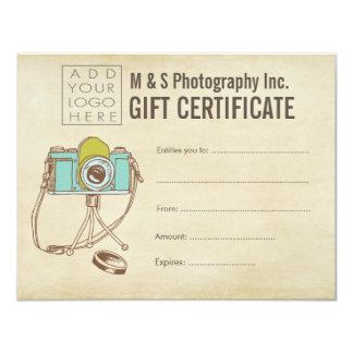Hair Beauty Salon Gift Certificate Template