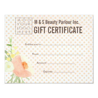 cosmetology certificate template - certificate templates gifts on zazzle
