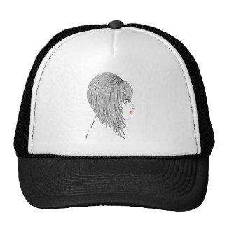 Hair Bob Trucker Hat