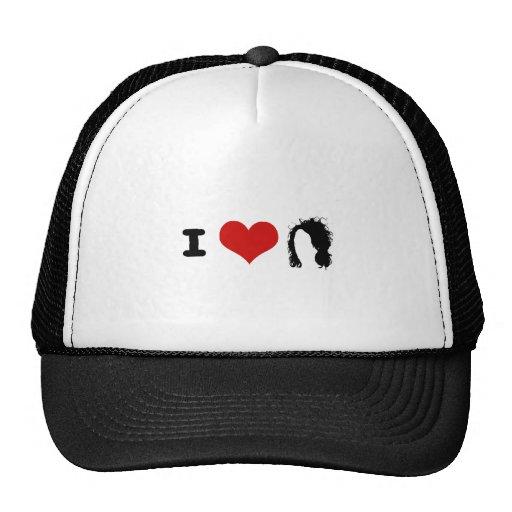 Hair Brand Trucker Hat
