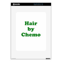 Hair by Chemo Skin For The iPad