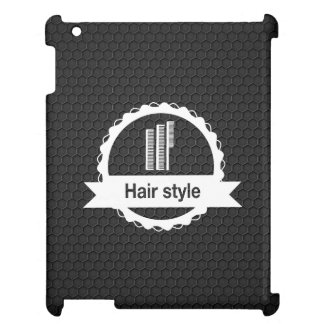 Hair Certifiers Pictogram Case For The iPad 2 3 4