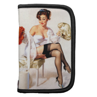 Hair Color Pin Up Organizers