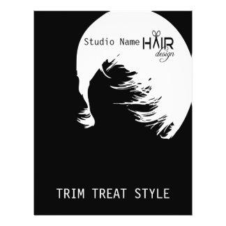 Hair Design 1 - Flyer, Prices
