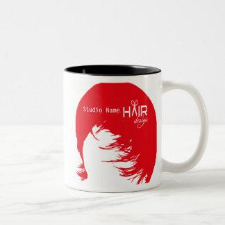 Hair Design 1 - Mug, Cup