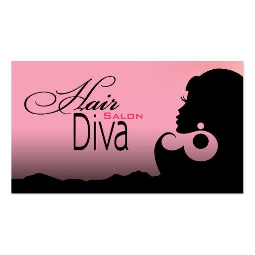 Hair Diva Beauty Salon Beautician Hair Stylist Business