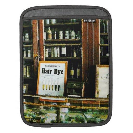 Hair Dye iPad Sleeves