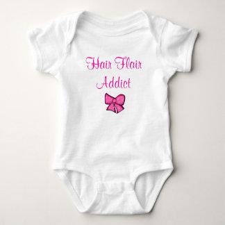 Hair Flair Addict Infant Creeper