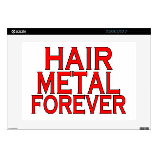 Hair Metal Forever Decal For Laptop