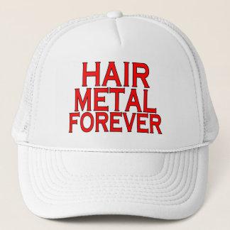 Hair Metal Forever Trucker Hat