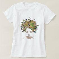 Hair of Butterflies T-Shirt