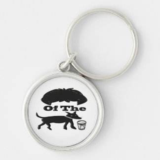 Hair Of The Dog (Drink) Keychain
