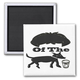 Hair Of The Dog (Drink) Magnet