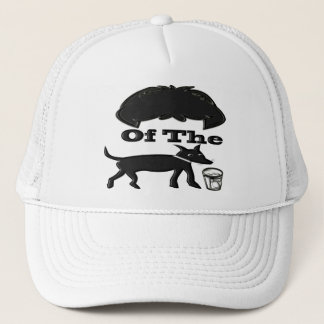 Hair Of The Dog (Drink) Trucker Hat