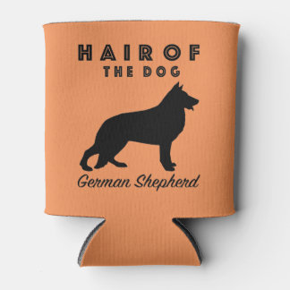 Hair of the Dog - German Shepherd Can Cooler