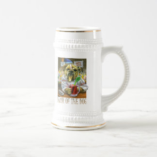 Hair of the Dog (Hangover Help) Beer Stein
