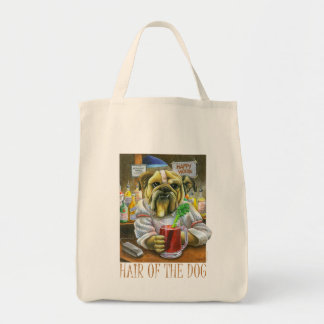 Hair of the Dog (Hangover Help) Tote Bag