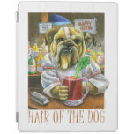 Hair of the Dog iPad Cover