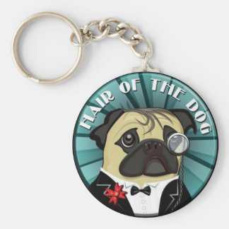 Hair Of The Dog merch Keychain