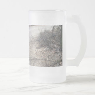 Hair of the Monster Frosted Mug
