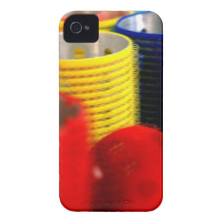 Hair Rollers iPhone 4 Case-Mate Case