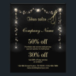 """Hair salon business personalized flyer<br><div class=""""desc"""">business personalized flyer</div>"""