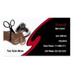 Hair Salon businesscards Business Card