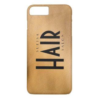 Hair Salon Copper Metallic iPhone 8 Plus/7 Plus Case