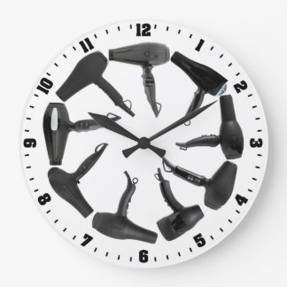 Hair Salon Decorative Wall Clock