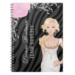 Hair Salon Note Book - Appointment Book