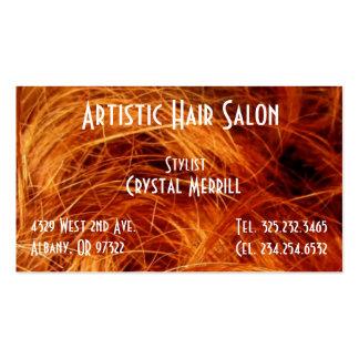Hair Salon Stylist beauty Business Card Templates