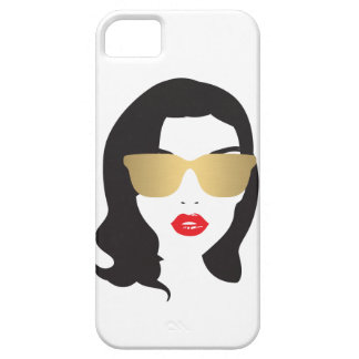 Hair Salon, Stylist, Beauty Girl iPhone Case