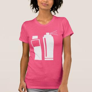 Hair Sprays Icon T-shirts