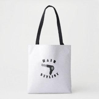 Hair Stylist Beauty Salon Stylish Tote Bag