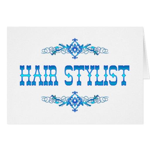 HAIR STYLIST CARDS