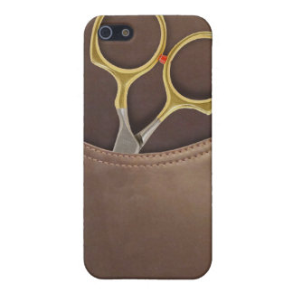 Hair Stylist Case For iPhone SE/5/5s