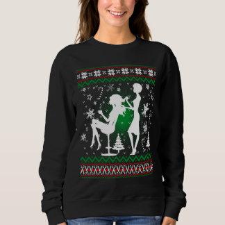 Hair stylist Christmas T-Shirt