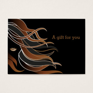 Hair stylist Gift Certificate